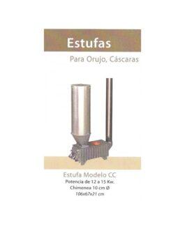 Estufa Biomasa CC